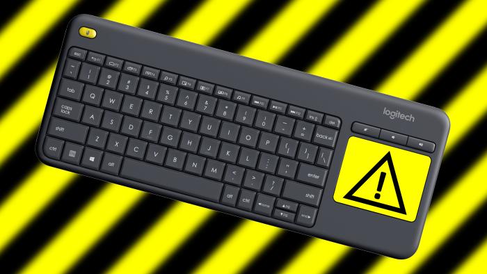 c't deckt auf: Tastaturen und Mäuse von Logitech