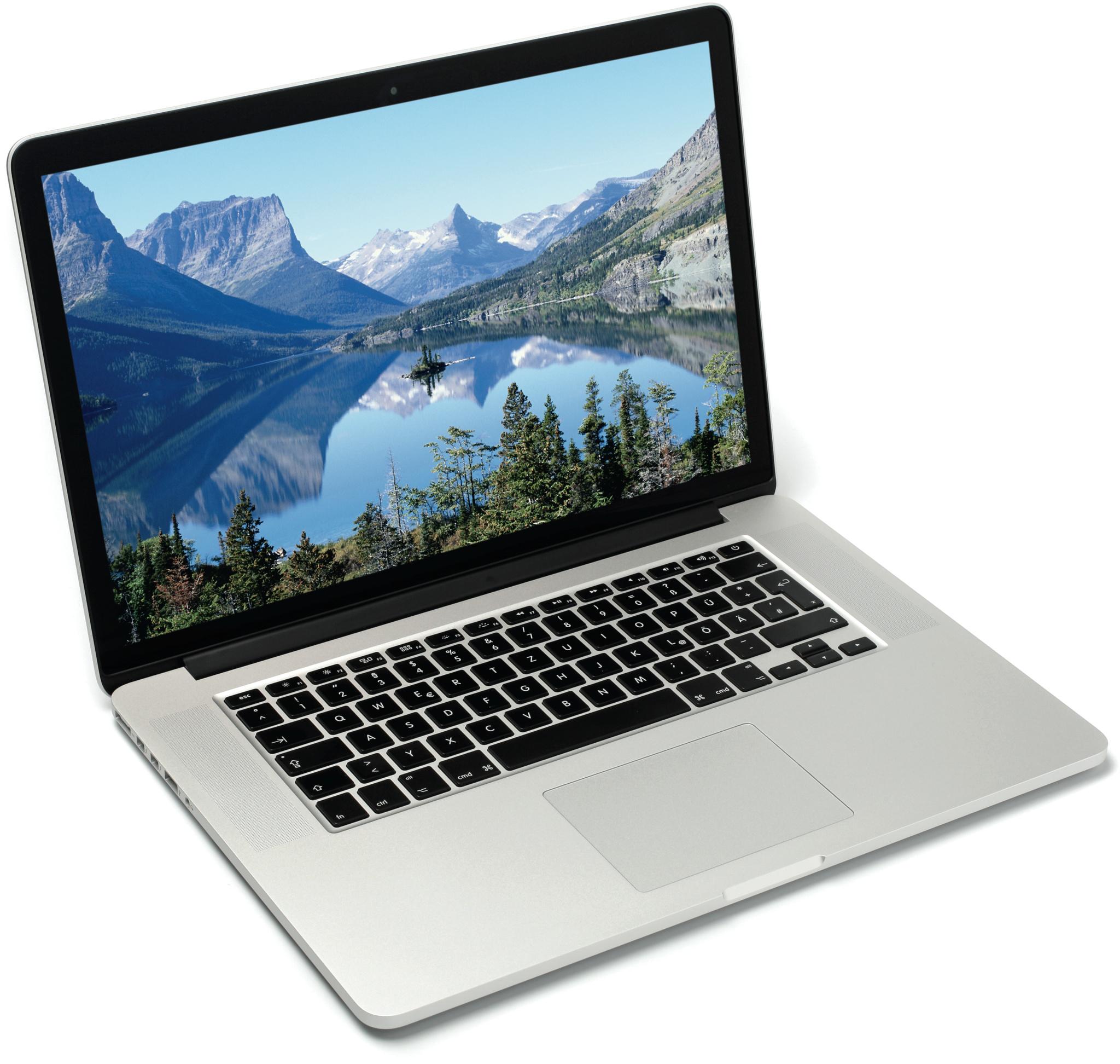 Das MacBook Pro mit Retina-Display gegen Windows-Notebooks | c\'t ...