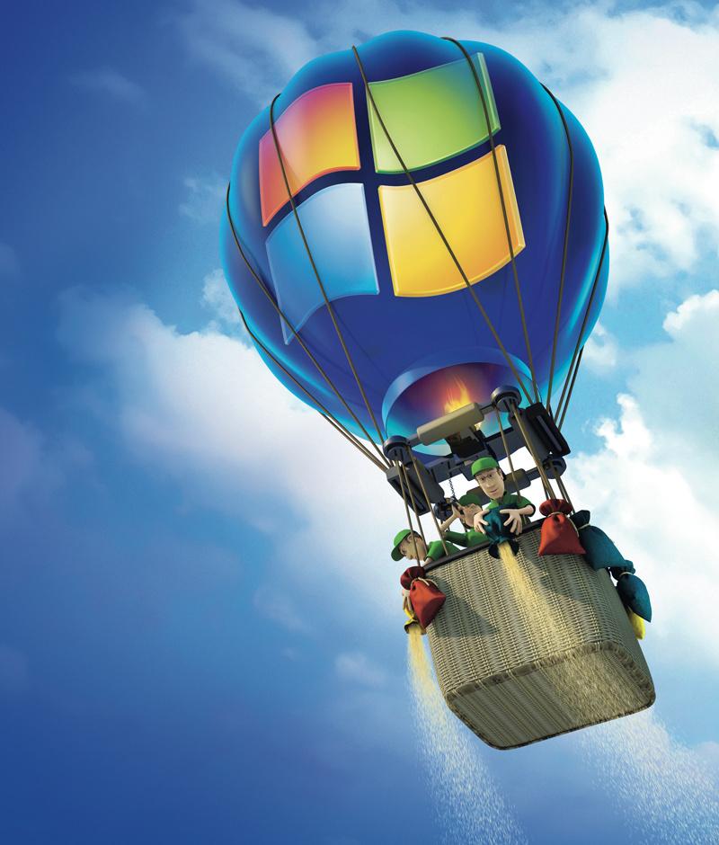 Platz schaffen auf der Windows-7-Partition | c't Magazin