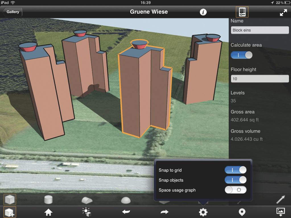 Architektur Test Online: Architektur-App