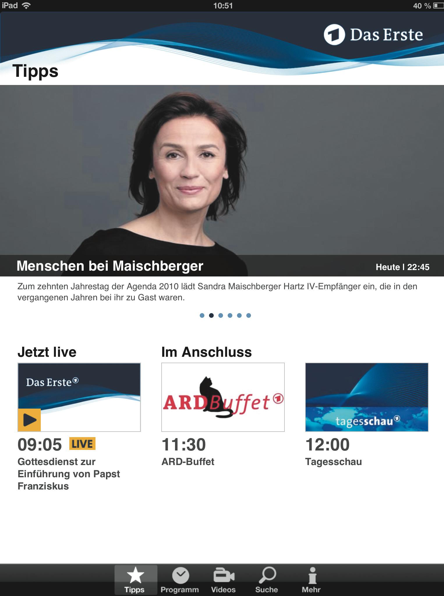 erstesdeutsches fernsehen ard