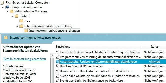 Zweifelhafte Updates gefährden SSL-Verschlüsselung | c\'t Magazin