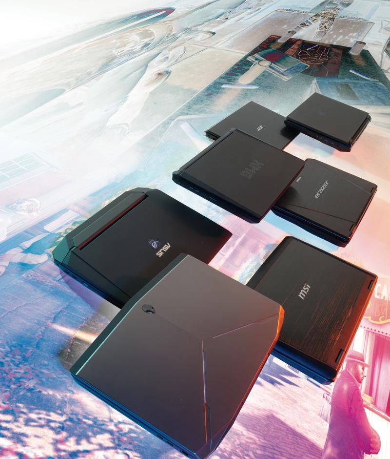 17 zoll notebooks mit high end grafikchips c 39 t magazin. Black Bedroom Furniture Sets. Home Design Ideas