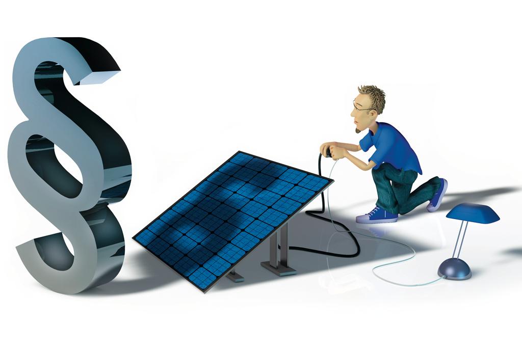 Auto Kühlschrank Solar : Praxiserfahrungen mit einer mini solaranlage c t magazin