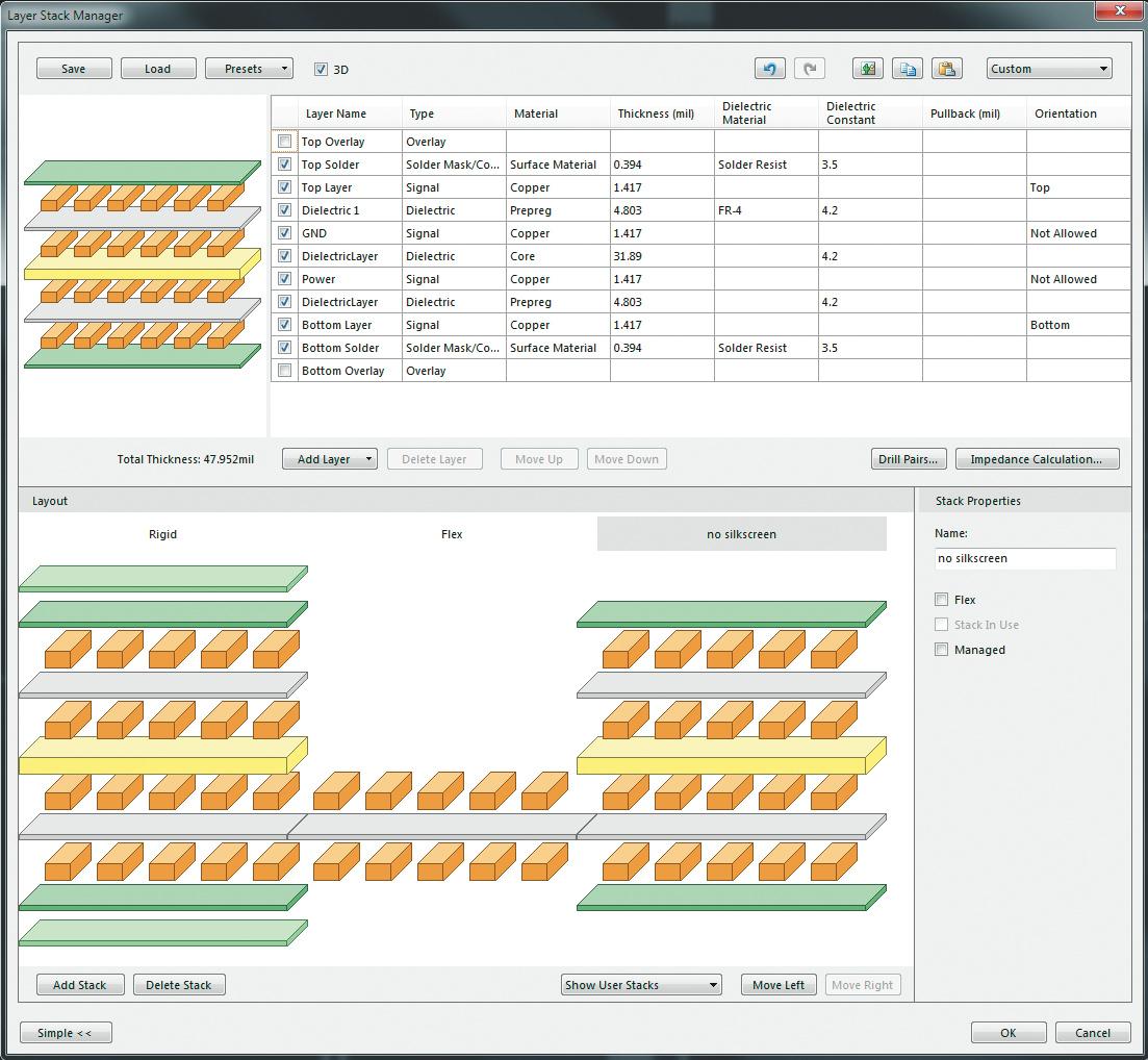 Flex Designer Software