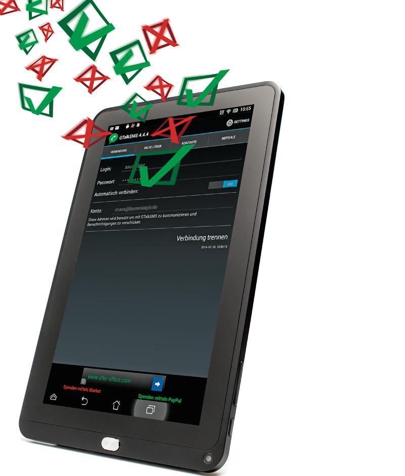 Android Geräte Mit Apps Und Diensten Verwalten C T Magazin