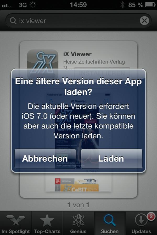 Android Alte App Version Installieren