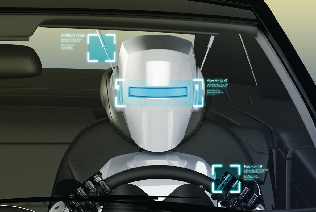 Selbstfahrende Autos: Technik und Recht | c\'t Magazin