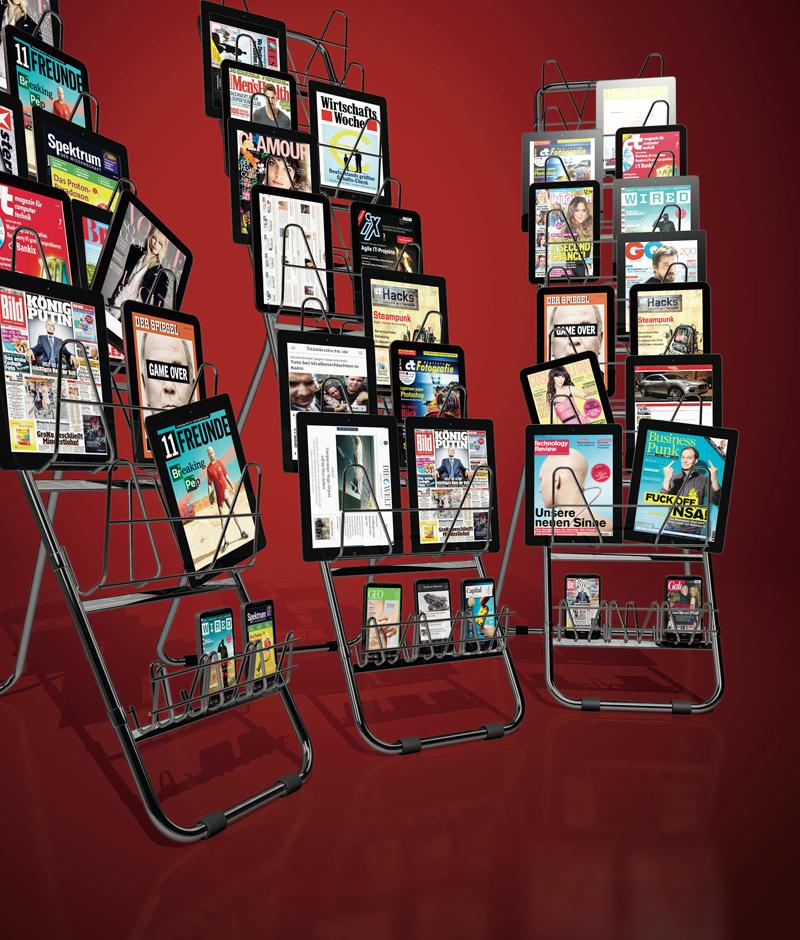 magazine und zeitungen auf tablets und smartphones lesen c 39 t magazin. Black Bedroom Furniture Sets. Home Design Ideas