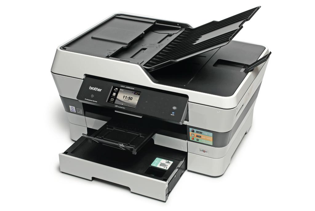... MFC-J6920DW druckt, kopiert, scannt und faxt bis A3 | c't Magazin