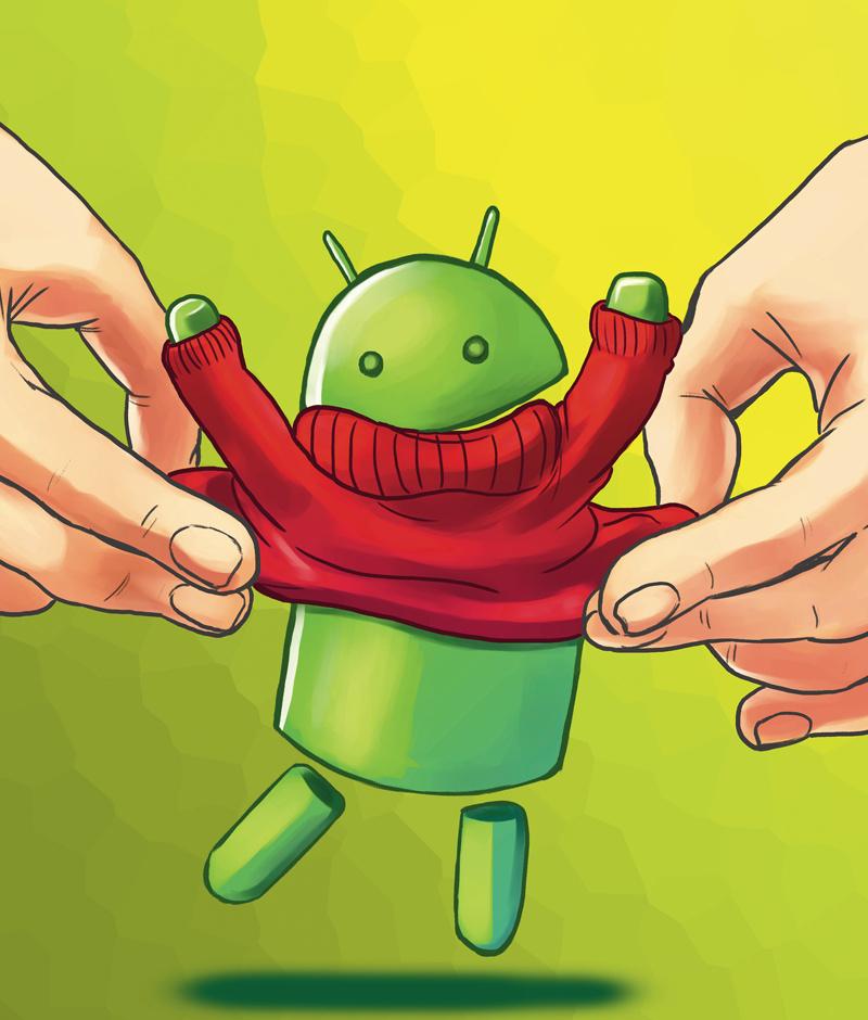 Alternative Android-Versionen auf Smartphones und Tablets