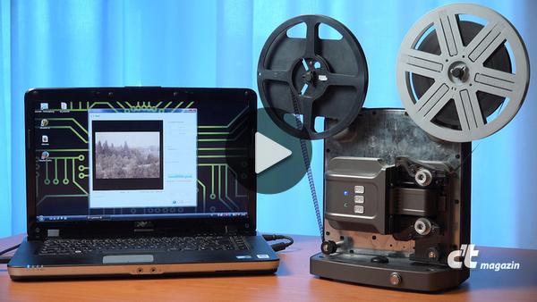 super 8 filme digitalisieren mit projektor und. Black Bedroom Furniture Sets. Home Design Ideas