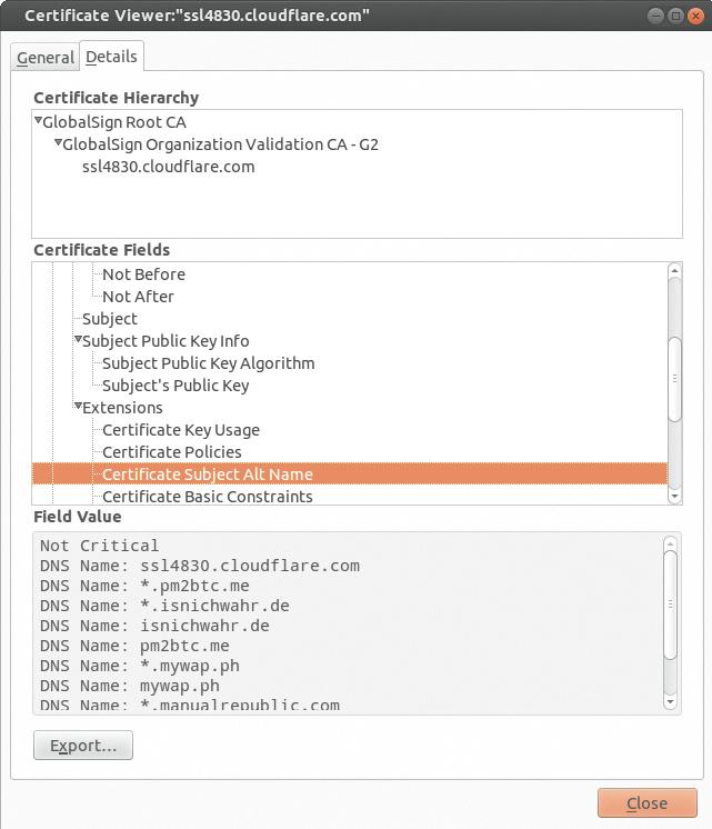 Browser ignoriert falsches SSL-Zertifikat | c\'t Magazin