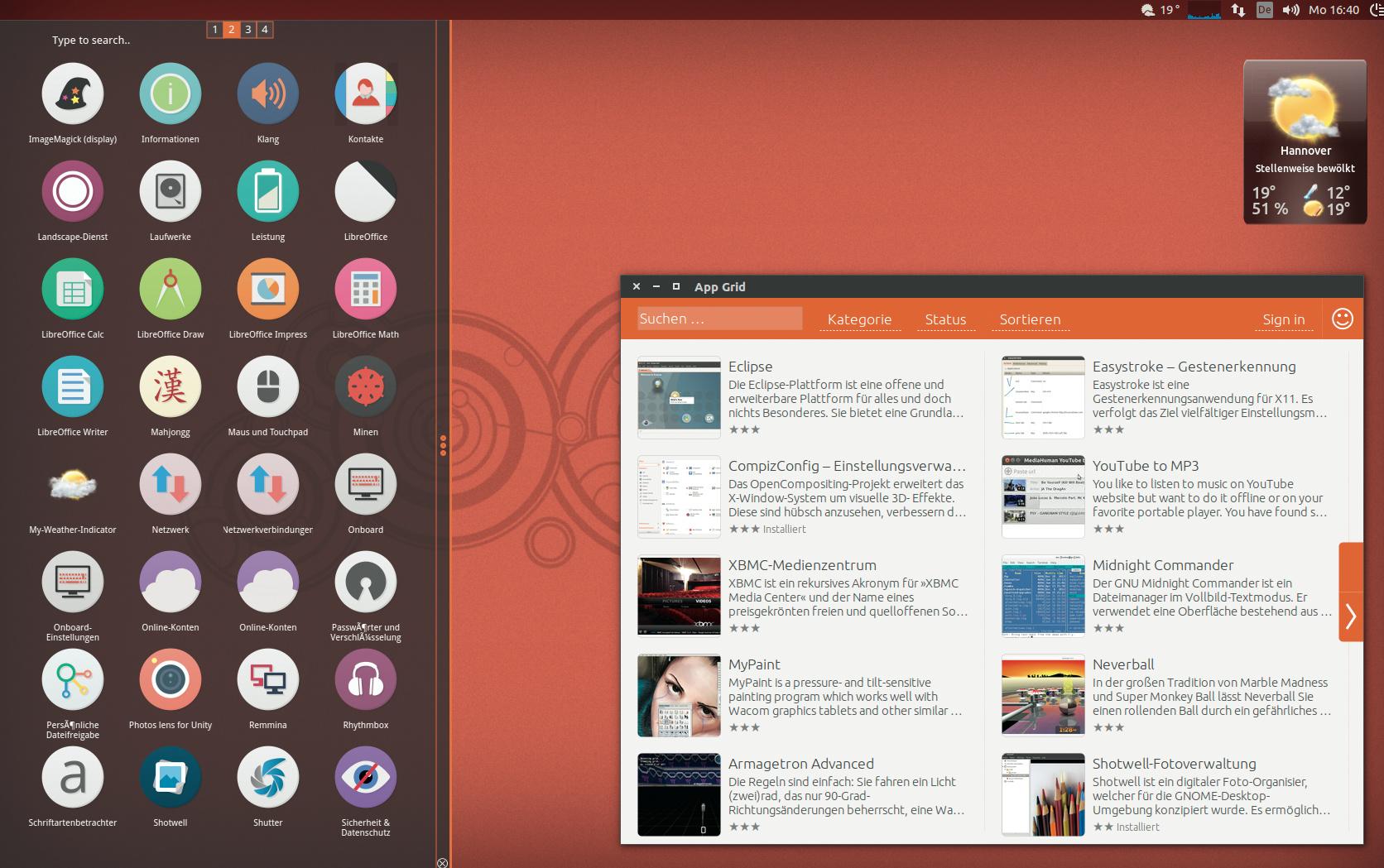 unity-desktop umbauen und verschönern | c't magazin