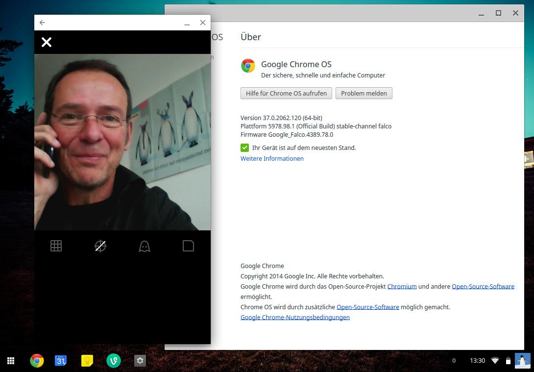 Chrome führt Android-Apps aus   c't Magazin