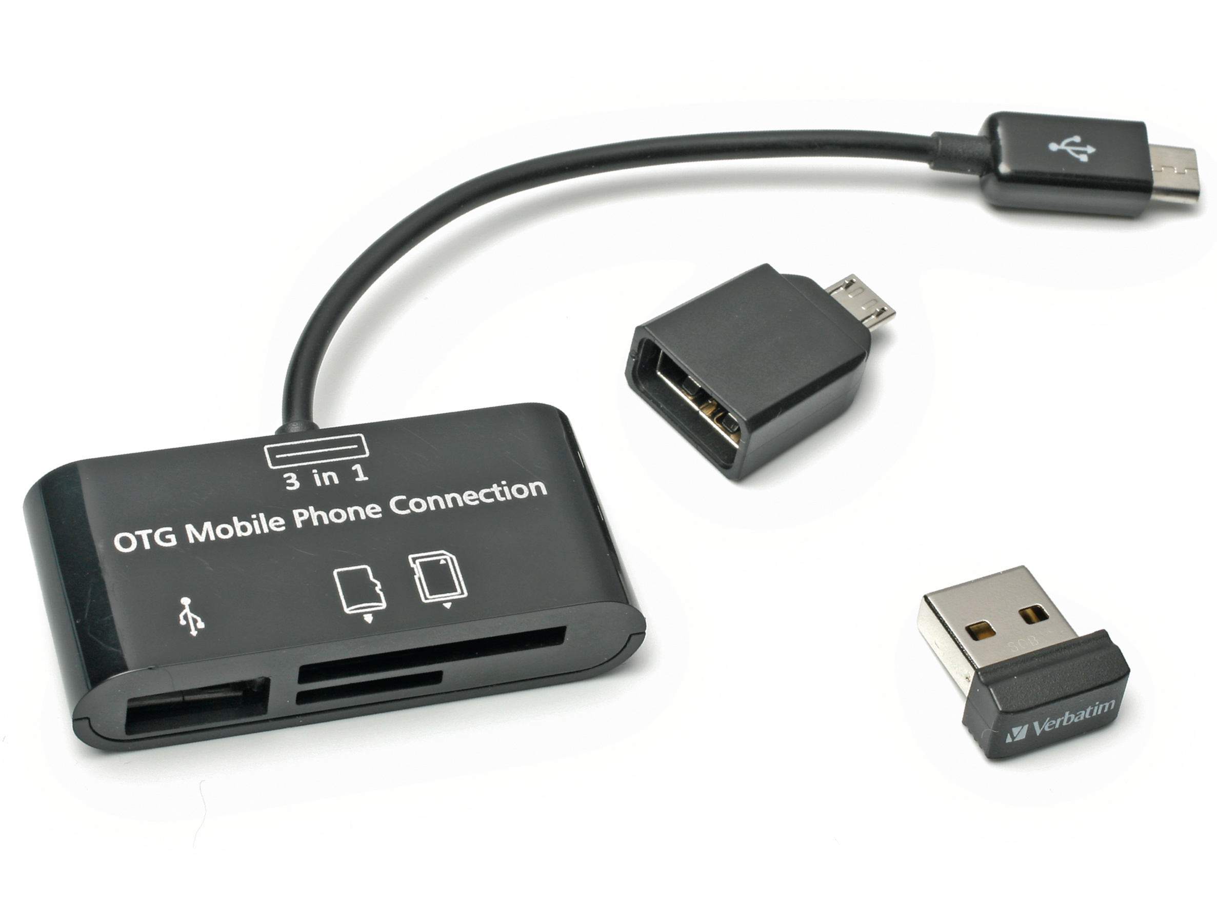 Wie funktioniert USB On-the-Go (OTG)? | c\'t Magazin