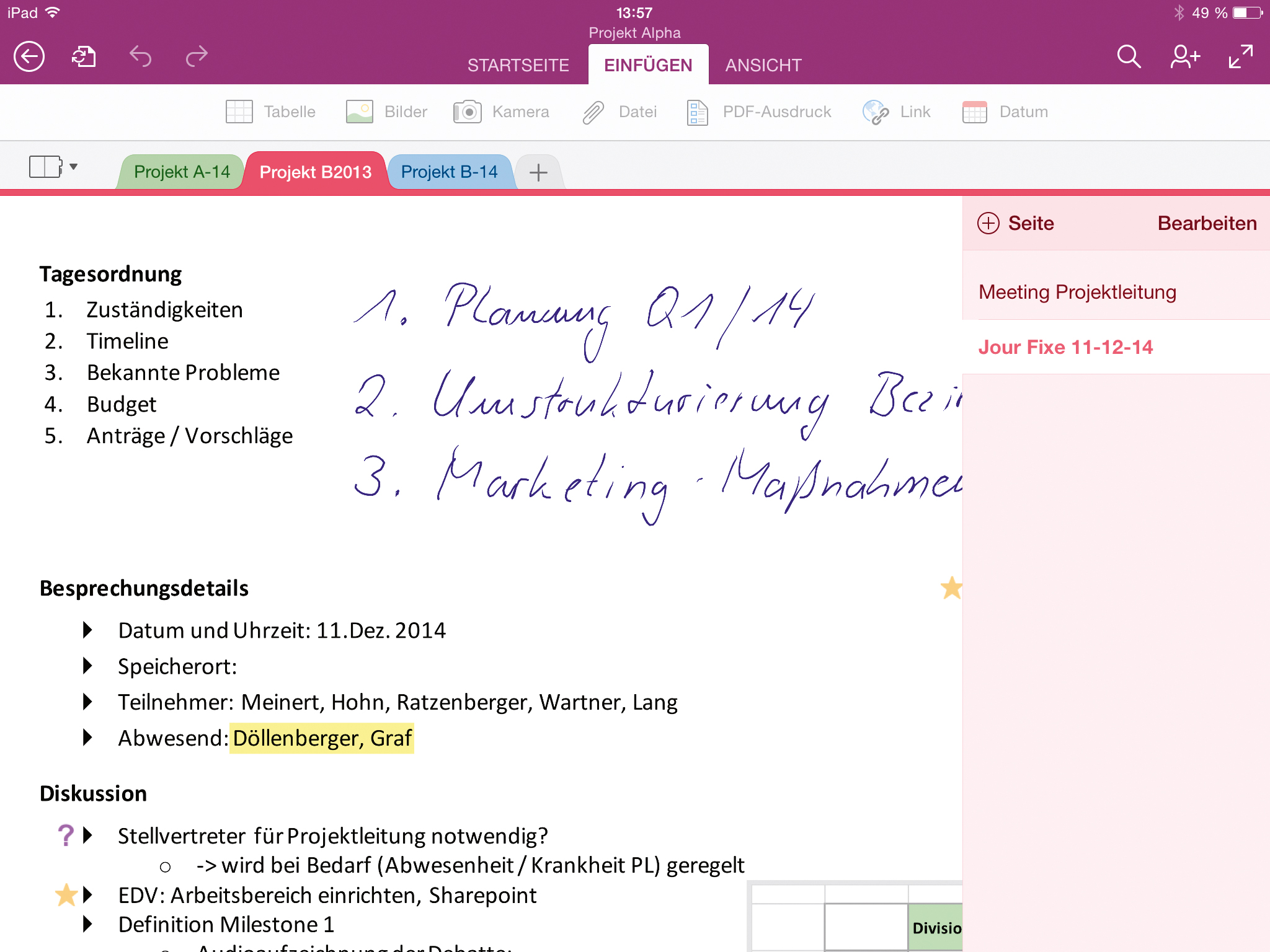 onenote online meeting Microsoft onenote (windows: varies, $119-$449 as part of microsoft office) onenote is an excellent note-taking tool, and since microsoft office is the de facto standard when it comes to productivity tools in the workplace, windows users can take advantage of it to manage their meetings, meeting notes, and minutes the same way students use it.