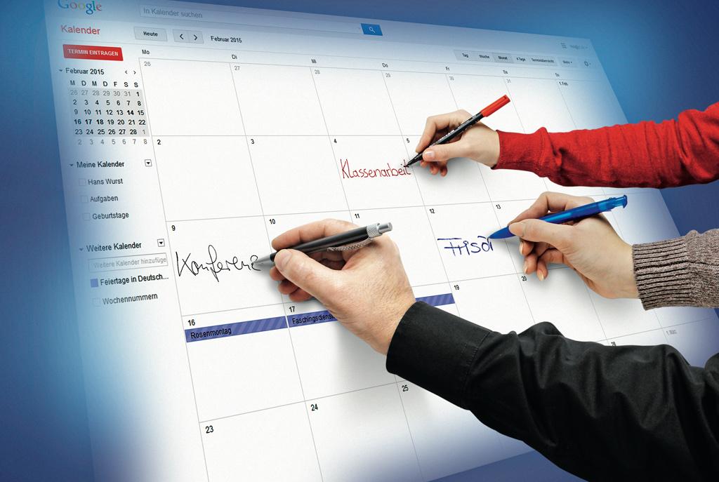 google kalender einrichten teilen und berall nutzen c 39 t magazin. Black Bedroom Furniture Sets. Home Design Ideas
