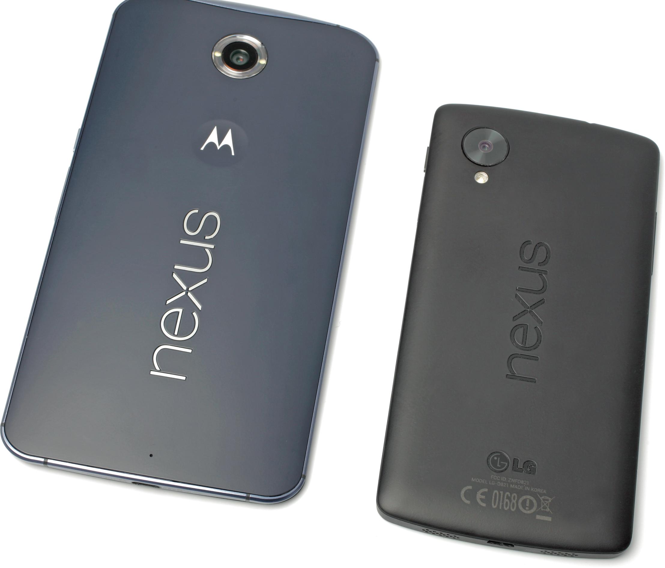 6 Zoll Smartphone Nexus 6 Mit Sauberem Android 5 Ct Magazin