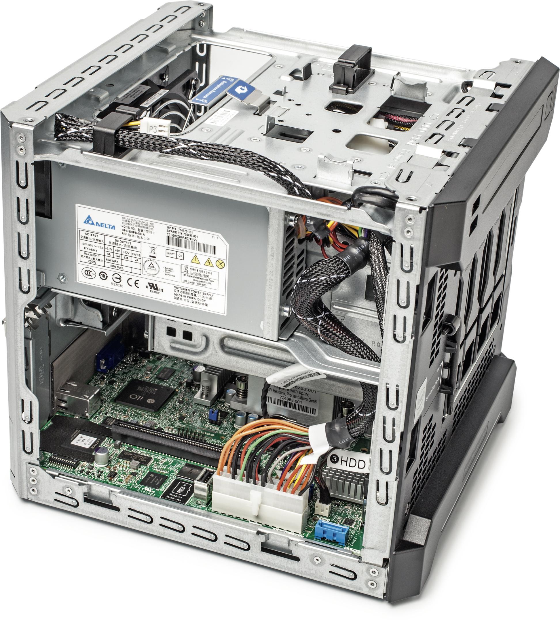 hp proliant microserver gen8 g1610t firmware
