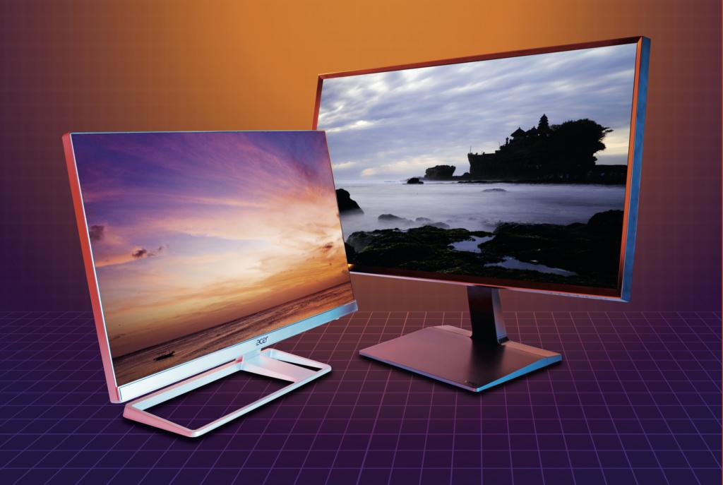 Blickwinkelstabile 4k Monitore Von 24 Bis 32 Zoll Ct Magazin