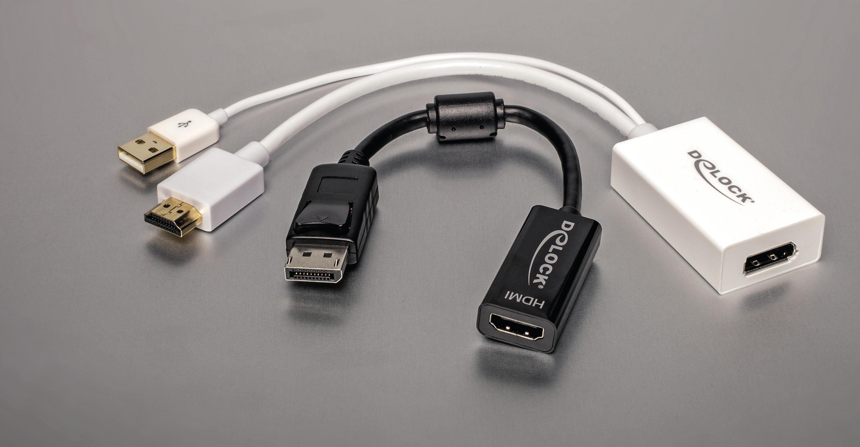 HDMI- und DisplayPort-Geräte koppeln | c\'t Magazin