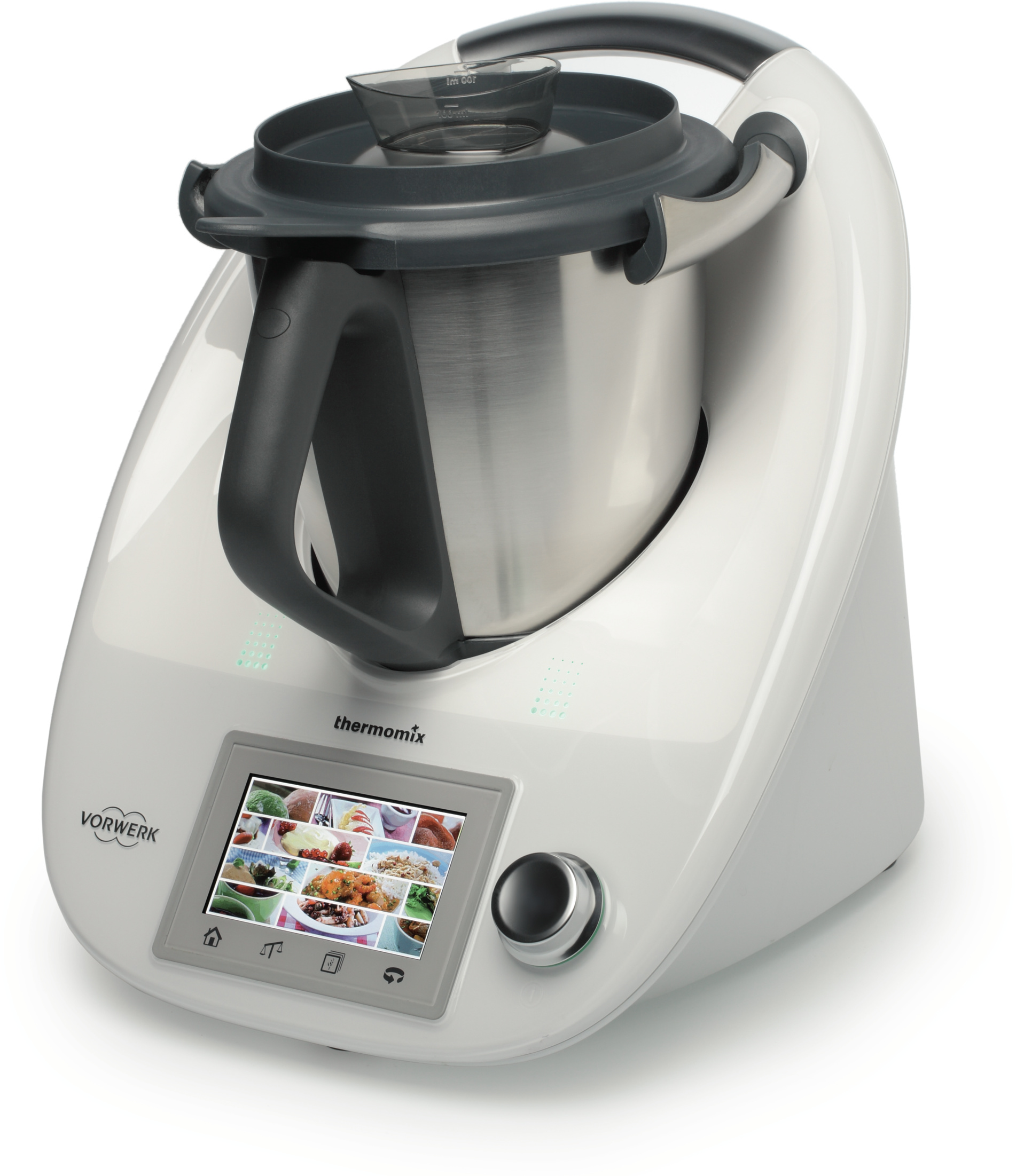 Digitale k chenmaschine c 39 t magazin for Robot de cuisine vorwerk
