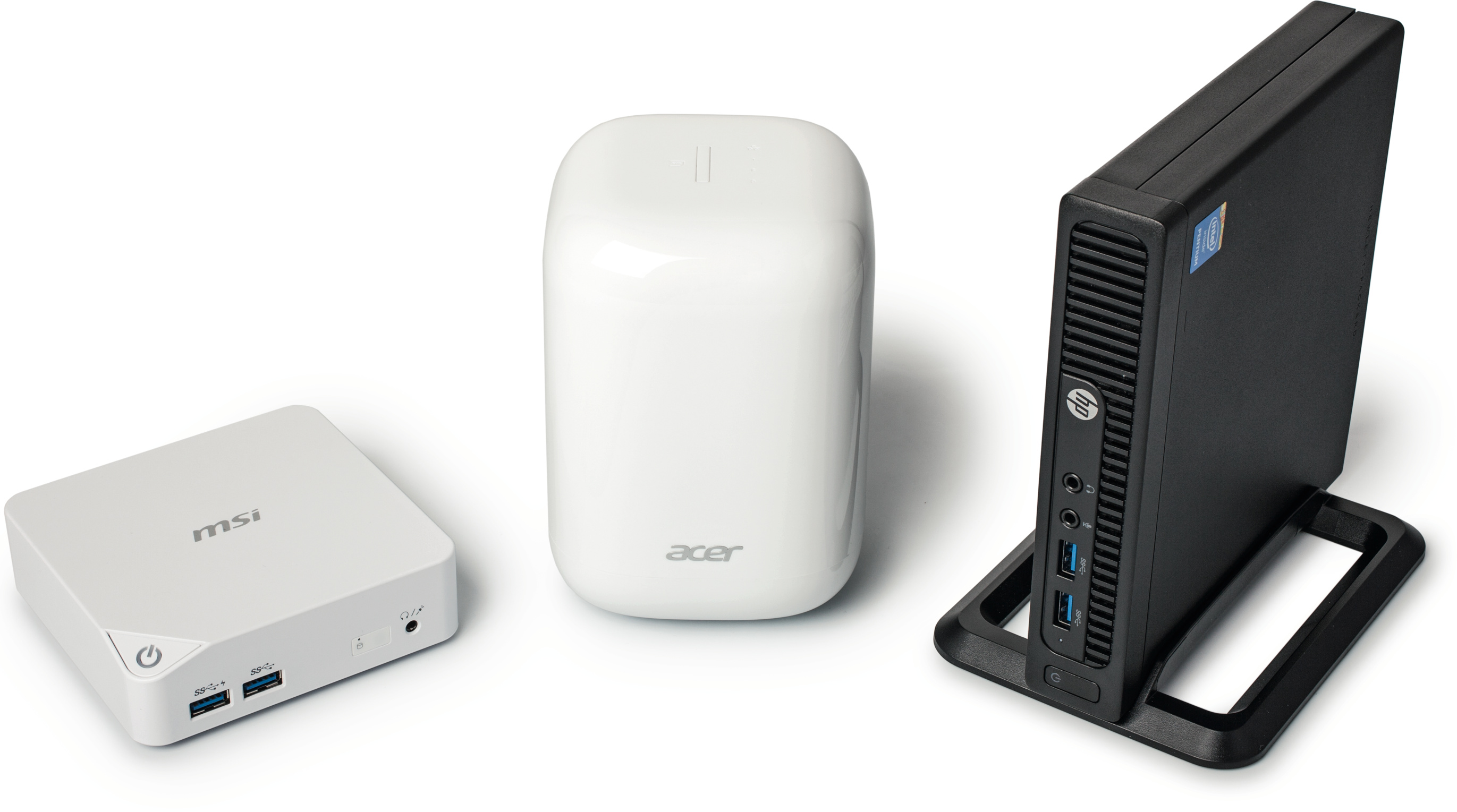 Drei Mini Rechner ...