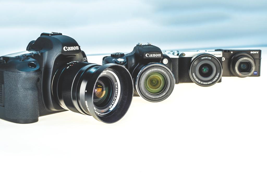 digitalkameras von kompakt bis spiegelreflex c 39 t magazin. Black Bedroom Furniture Sets. Home Design Ideas