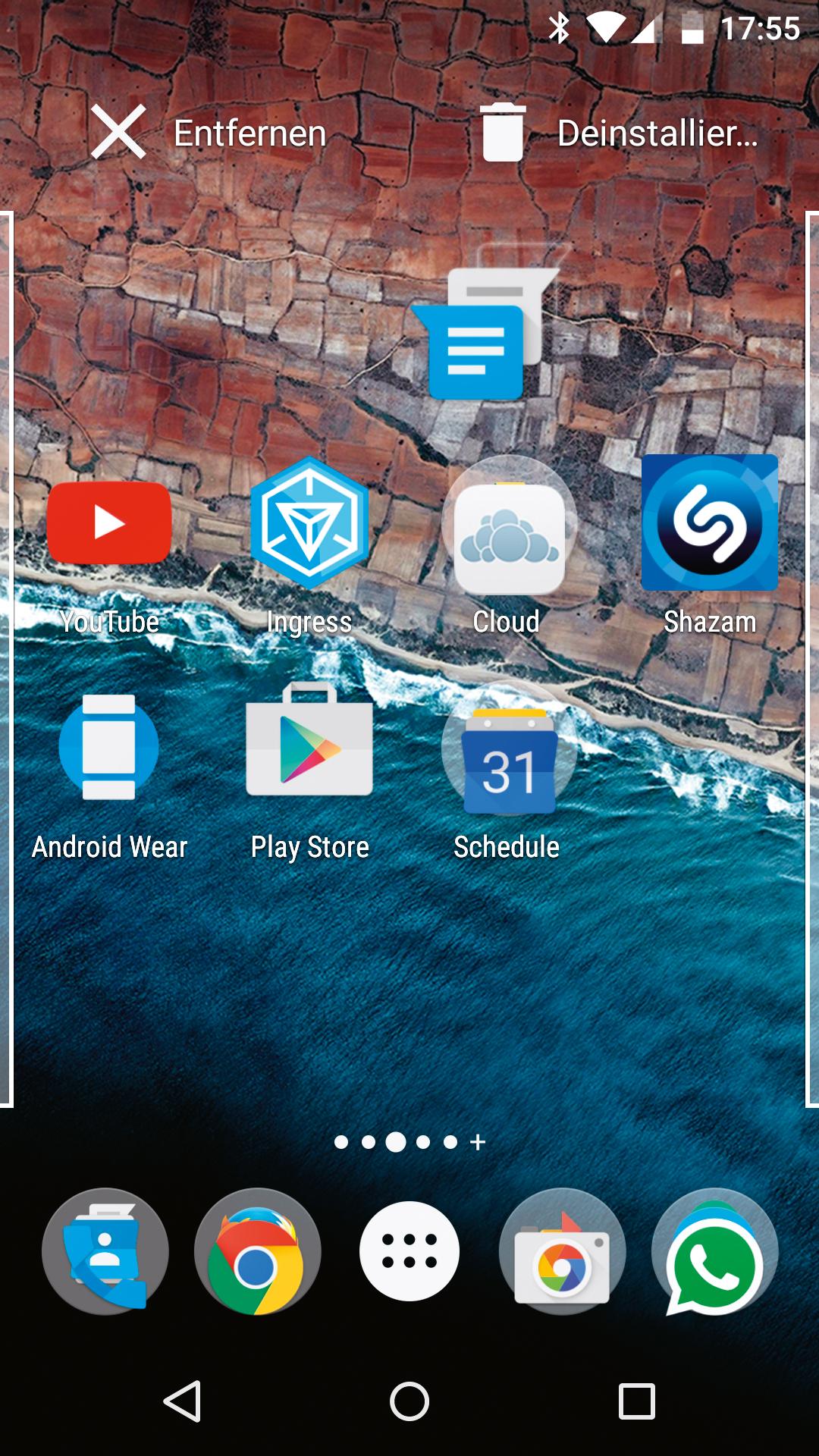 neueste version von android