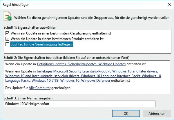 Windows-Updates mit WSUS organisieren   c't Magazin