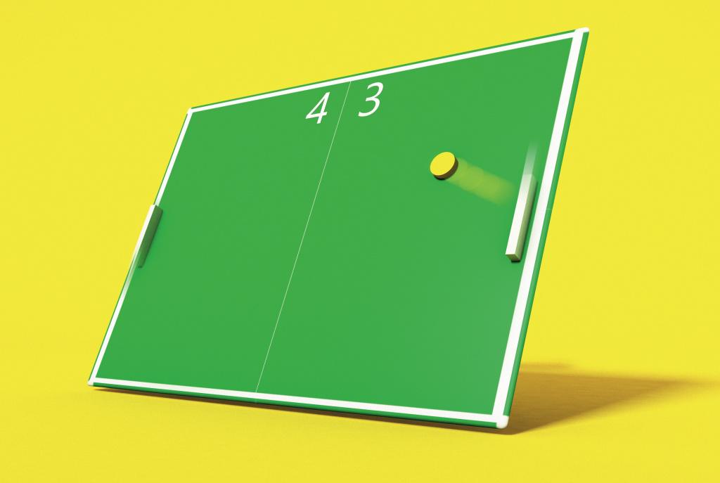 Pong online mit Code-Blöcken umbauen   c't Magazin