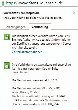 Die Initiative Let\'s Encrypt revolutioniert mit kostenlosen SSL ...