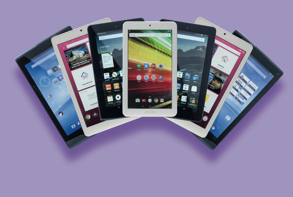 tablets mit android windows und fire os bis 100 euro im. Black Bedroom Furniture Sets. Home Design Ideas