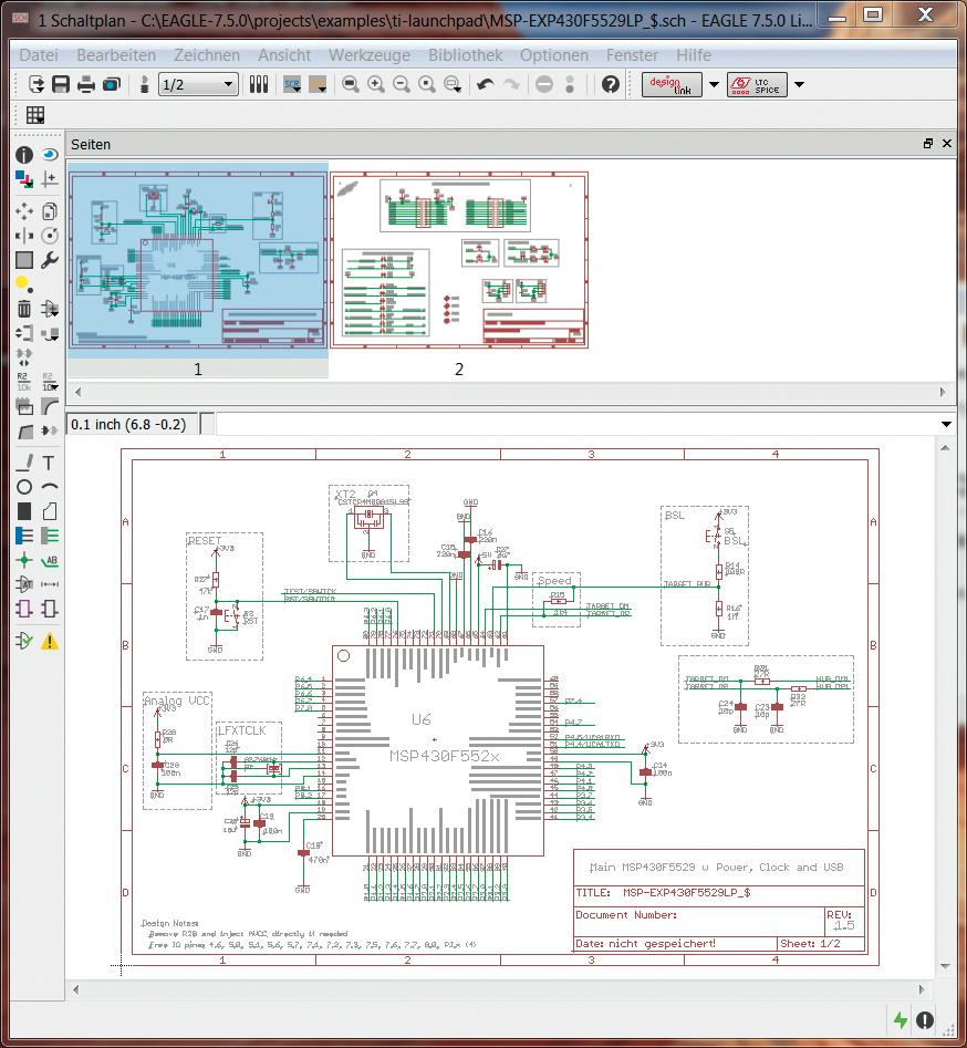 Technische Software | c\'t Magazin