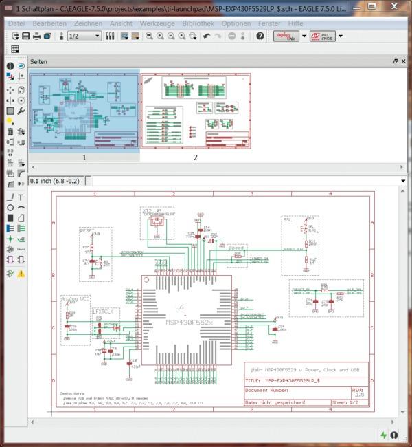technische software c 39 t magazin. Black Bedroom Furniture Sets. Home Design Ideas