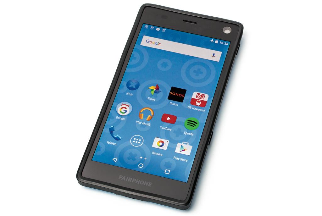 Fairphone 2: modulares Android-Smartphone mit Dual-SIM ...