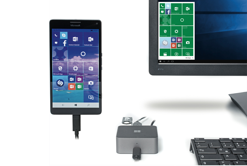 das smartphone als pc microsoft continuum und display dock machens m glich c 39 t magazin. Black Bedroom Furniture Sets. Home Design Ideas