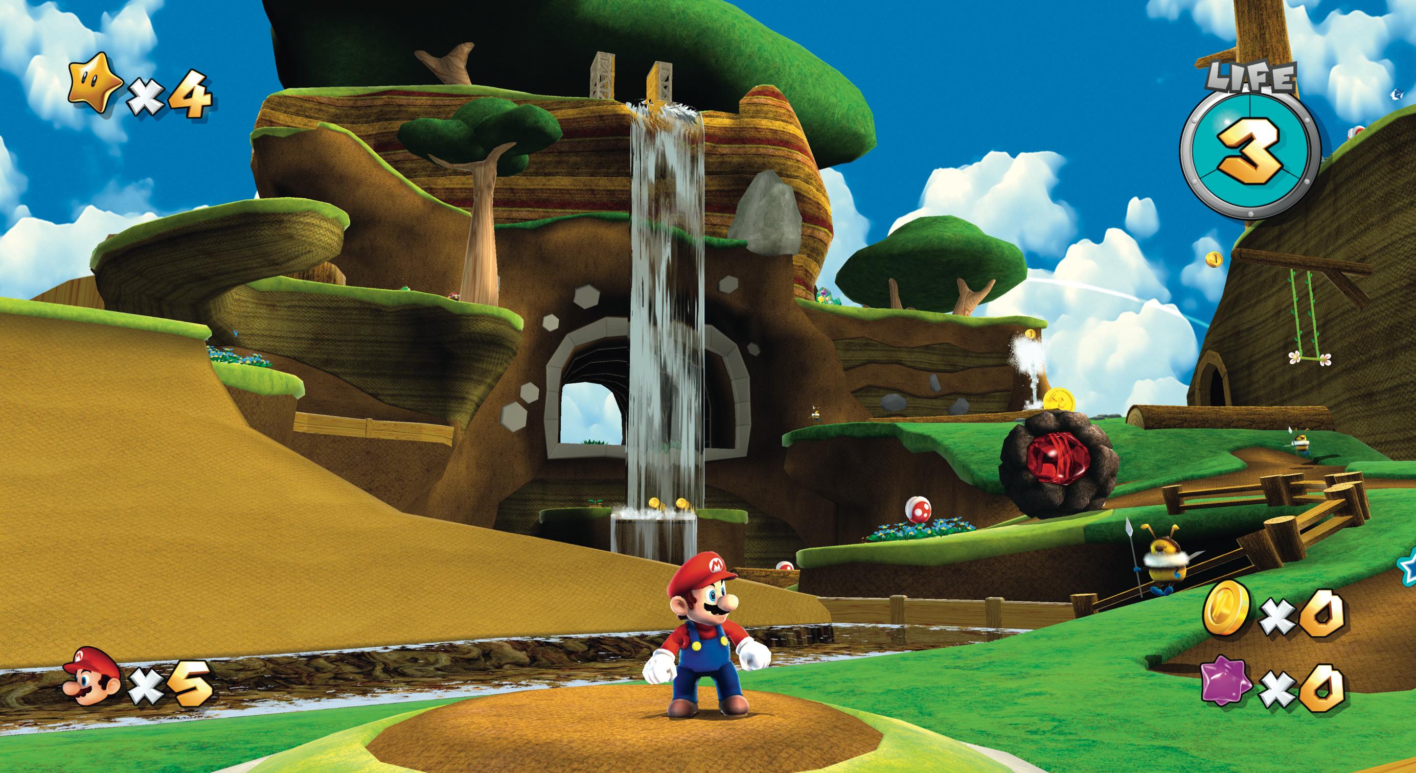 Spiele für Nintendos Gamecube und Wii grafisch aufpolieren ...