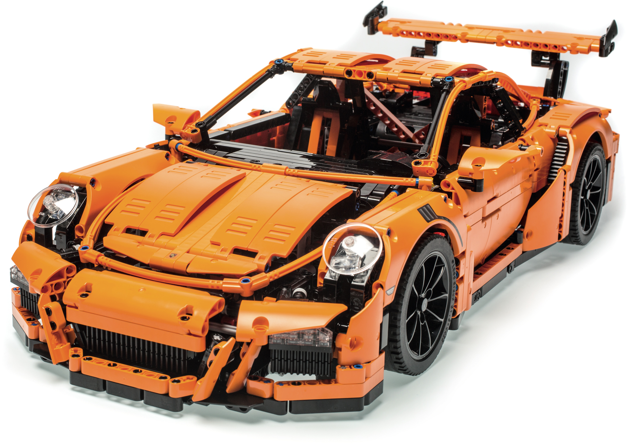 lego technic bausatz porsche 911 gt3 rs c 39 t magazin. Black Bedroom Furniture Sets. Home Design Ideas