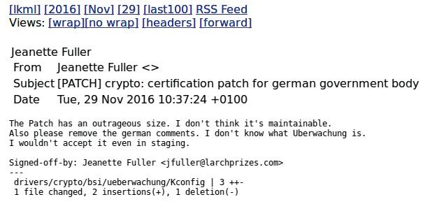 Mit einer Linux-Zertifizierung will die Bundesregierung die Arbeit ...