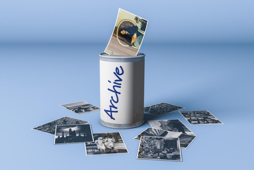 Das persönliche digitale Archiv gestalten und weitergeben | c\'t Magazin