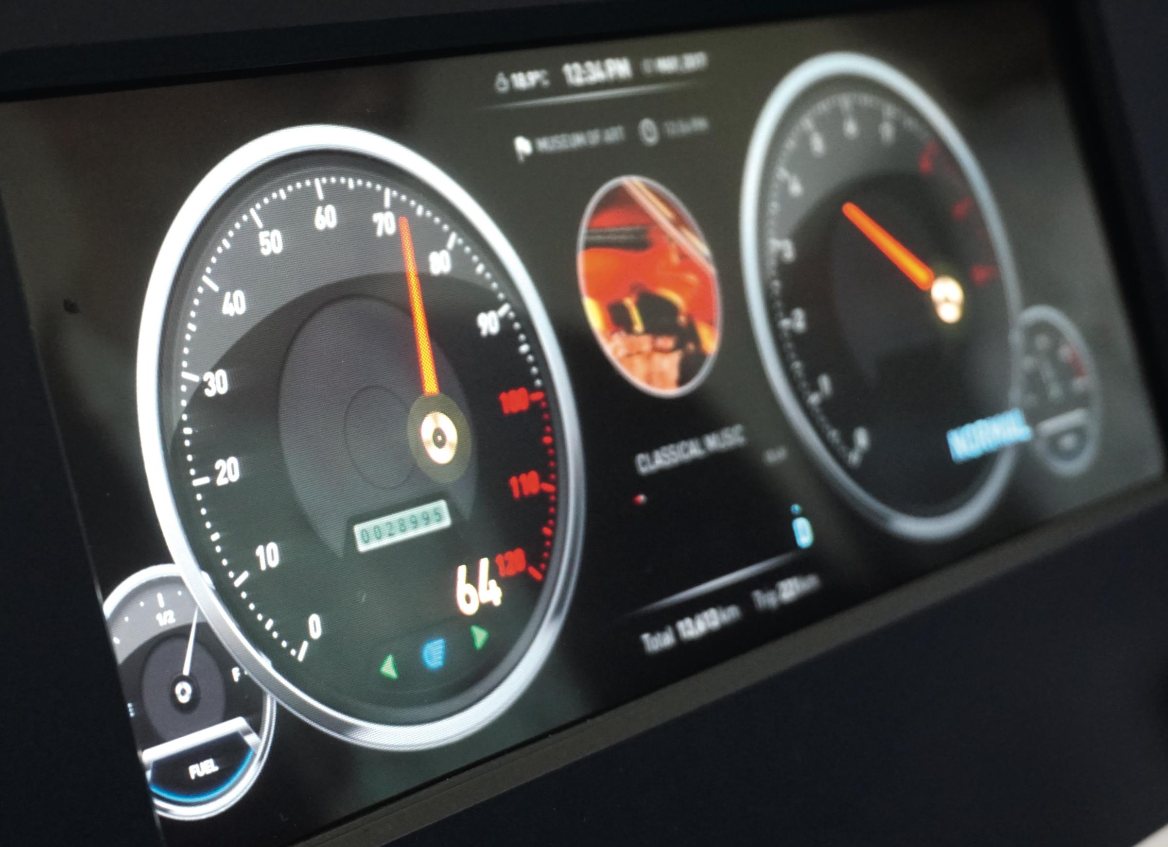 Warum Displays Im Fahrzeug An Bedeutung Gewinnen Ct Magazin - Auto display