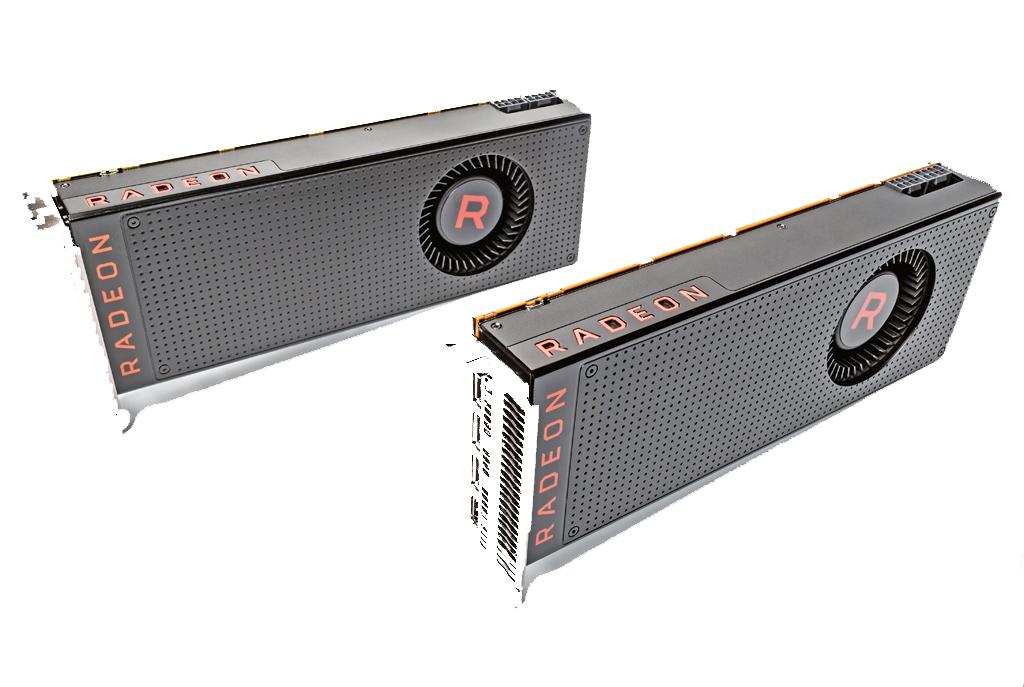 AMDs Spieler Grafikkarten Der Serie Radeon RX Vega