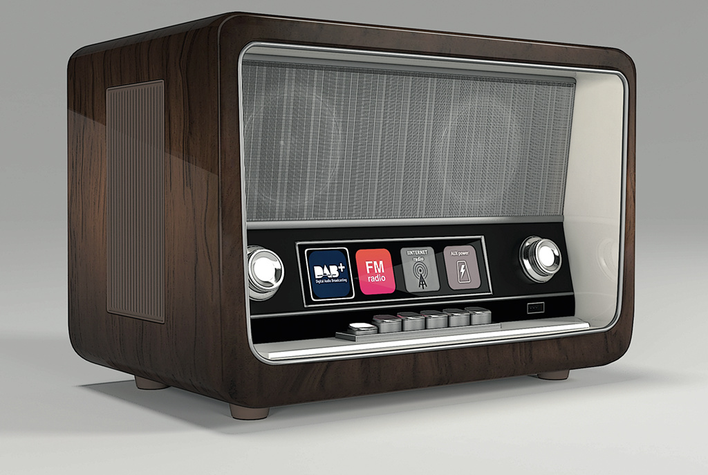 Hybridradios für FM, DAB+, Internetradio und Streaming | c\'t Magazin