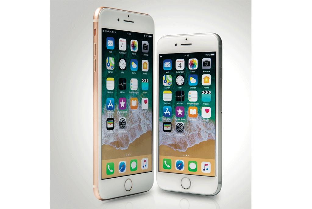 Apple IPhone 8 Und Plus Im Test