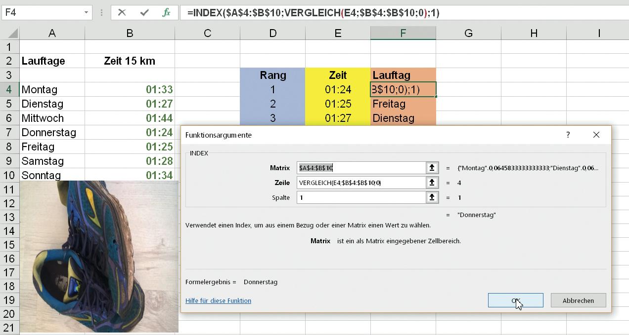 Excel-Funktionen clever nutzen | c\'t Magazin
