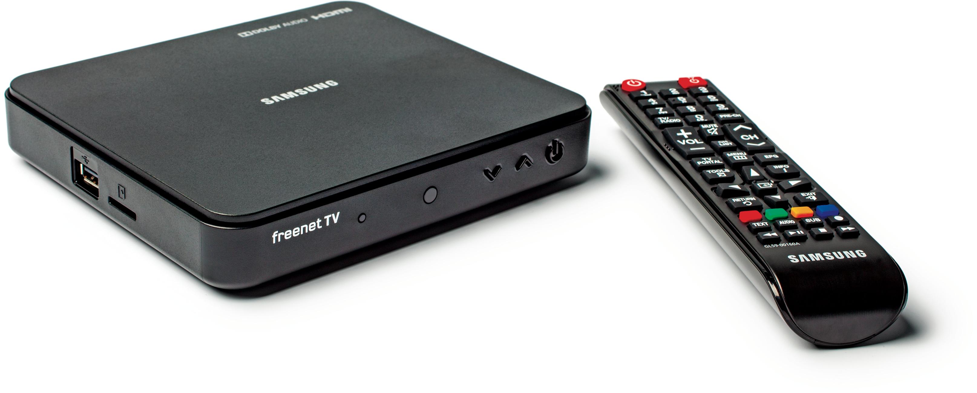 dvb t2 hd receiver mit freenet connect samsung gx mb540tl c 39 t magazin. Black Bedroom Furniture Sets. Home Design Ideas