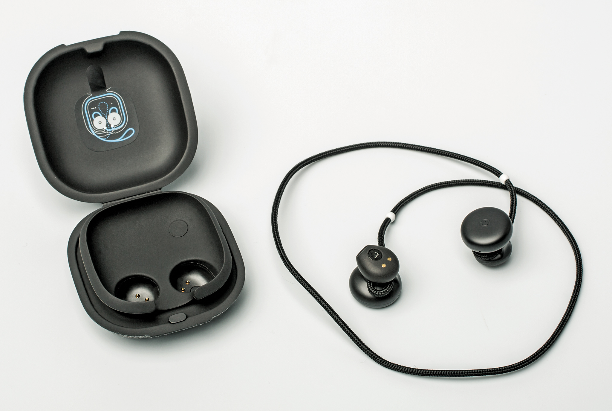 bluetooth ohrh rer google pixel buds c 39 t magazin. Black Bedroom Furniture Sets. Home Design Ideas