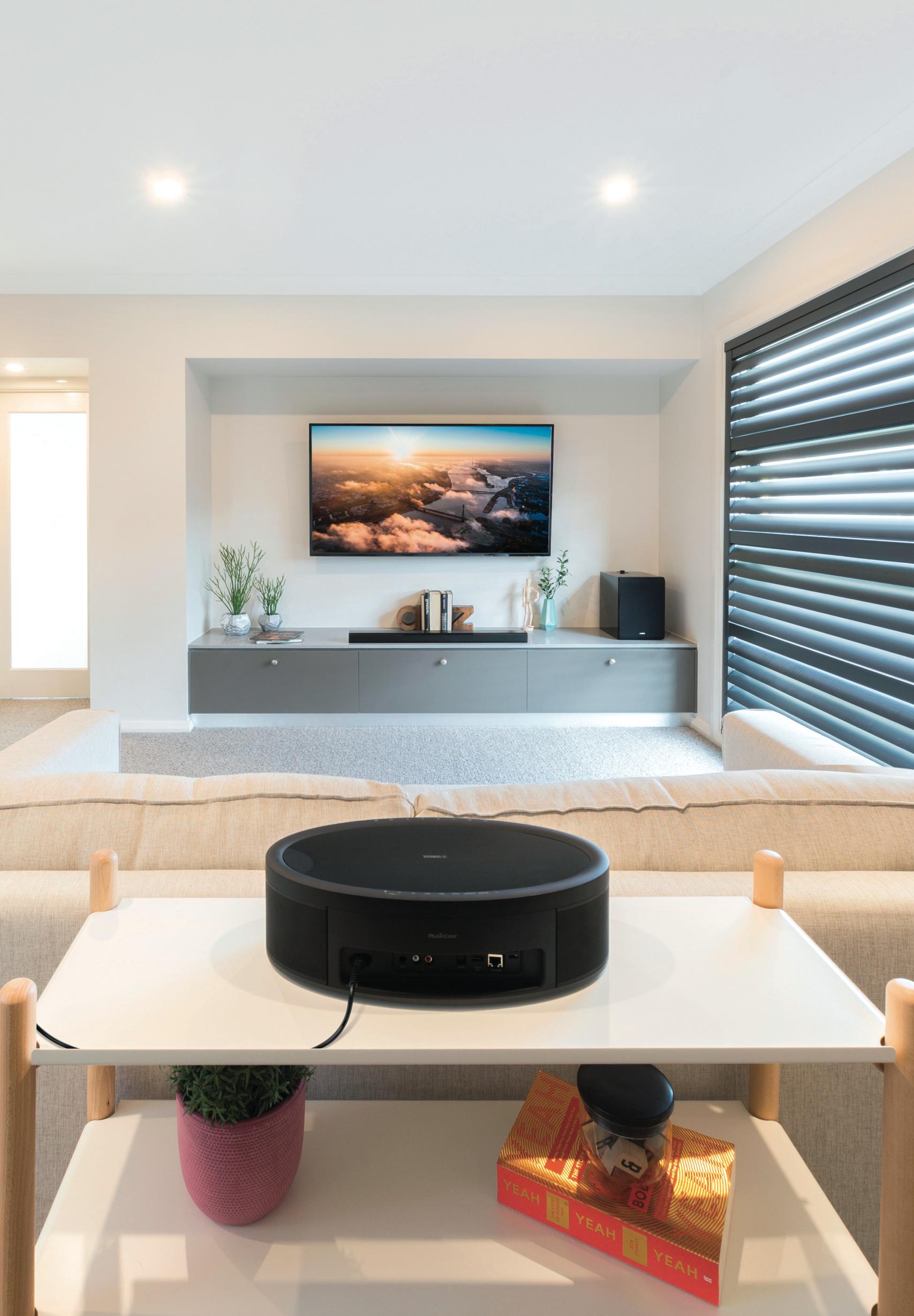 yamahas vernetzte lautsprecher k nftig als teil einer. Black Bedroom Furniture Sets. Home Design Ideas
